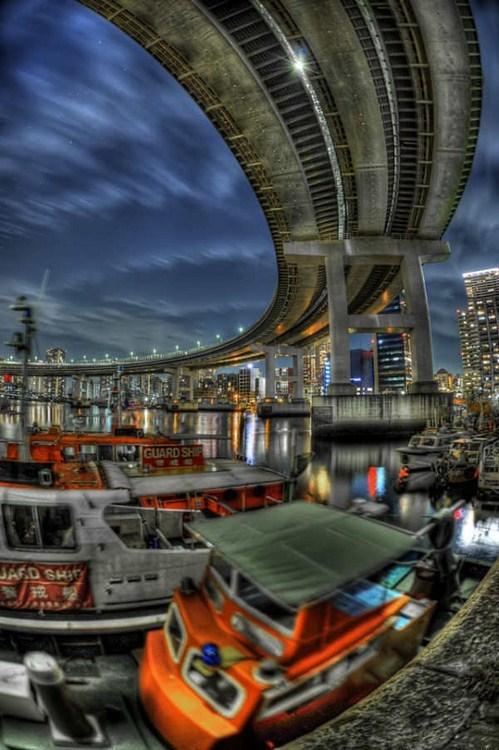 صور جولة في طوكيو - اليابان