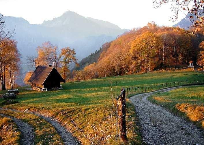 صور الشتاء في سويسرا