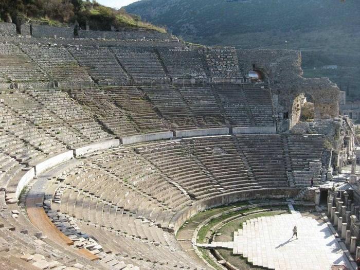 صور معالم مدينة انطاليا القديمة - تركيا