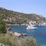 صور شواطئ مدهشة في تركيا