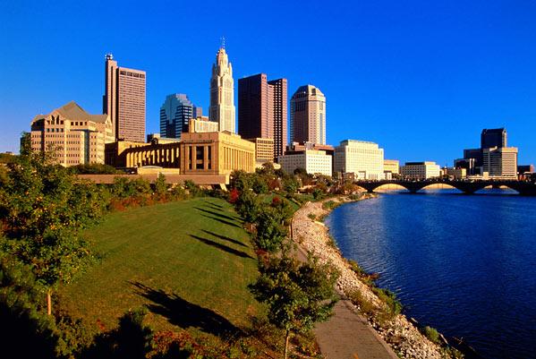 صور مدينة كليفلاند في اوهايو الامريكيه