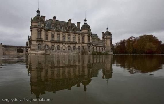 صور قلعة شانتيلي - باريس - فرنسا