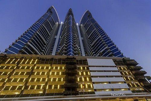 عروض اجازة عيد الفطر بفندق نوفوتيل دبي البرشاء 2014