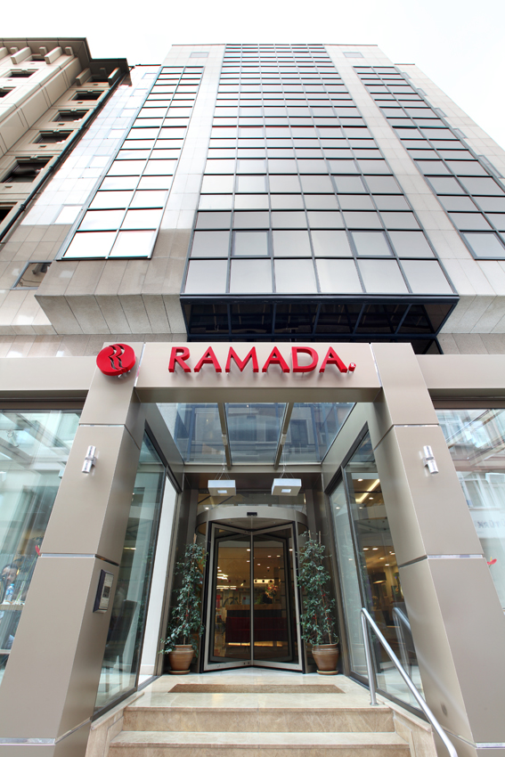 عروض اجازة عيد الفطر بفندق رمادا إسطنبول 2014