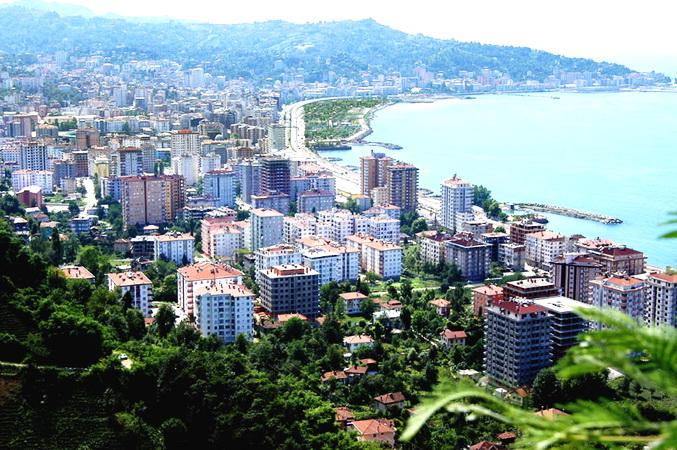 السياحة فى ريزا المدينة السياحية الخضراء بتركيا