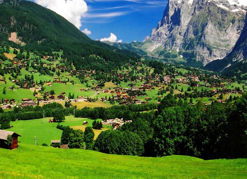 سويسرا وسحر لايقاوم , صور من رحلتى الى سويسرا