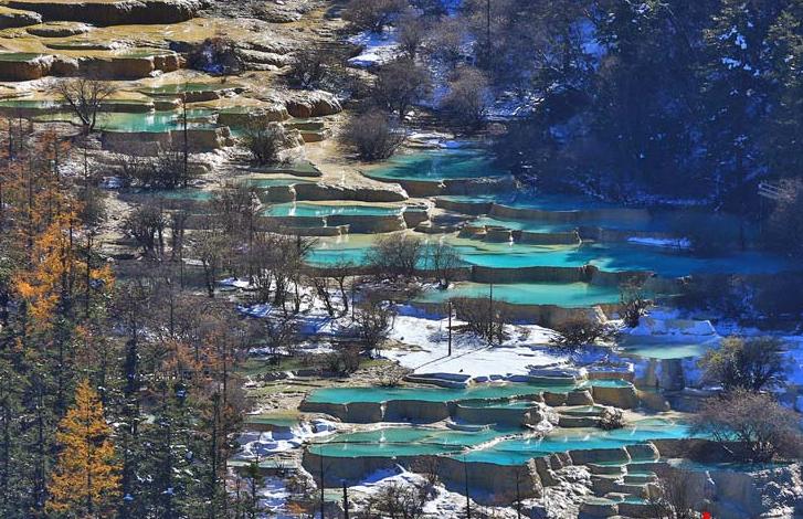 صور توضح سياحة الصين وروعة جمالها
