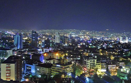 تقرير مصور عن فنادق ومطاعم مدينة انقرة ( السياحة فى تركيا 2014)
