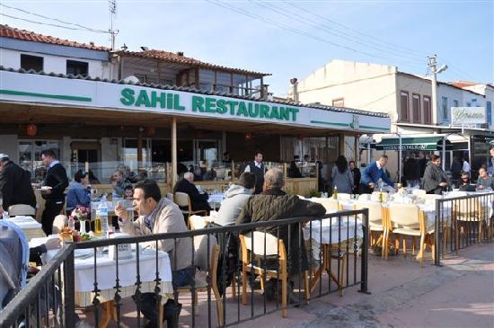 مطاعم جزر الاميرات فى تركيا