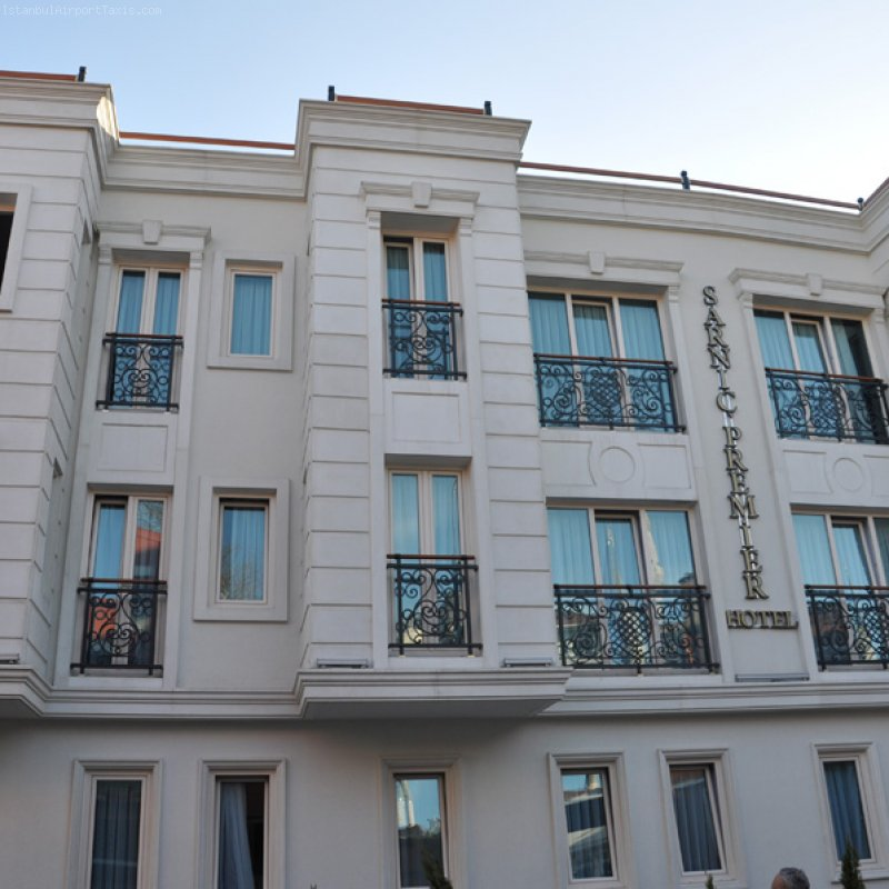 أفضل الفنادق في السلطان أحمد باسطنبول منطقة فاتح