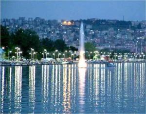 المسافة بين اسطنبول و اوزنجول
