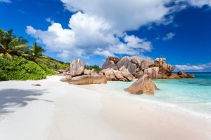 جزيرة لا ديج في سيشيل عالم من السحر والروعة