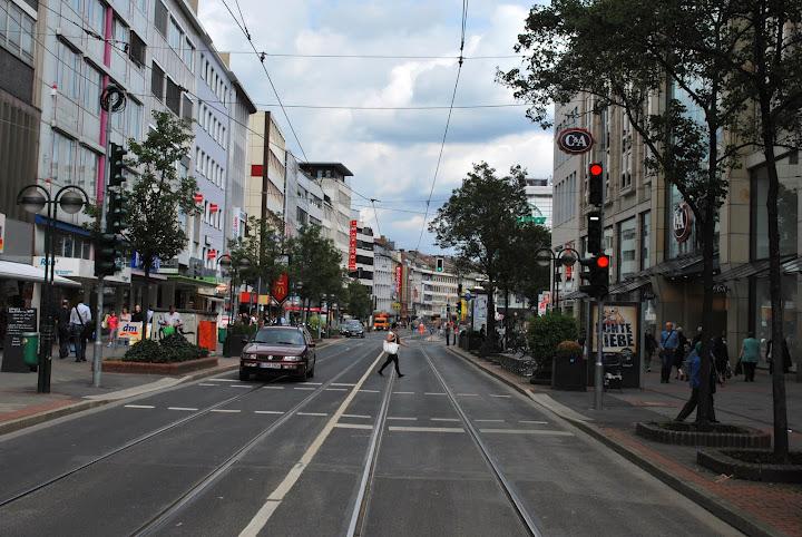 زيارة الى دوسلدورف , صور رائعة من المانيا 2014