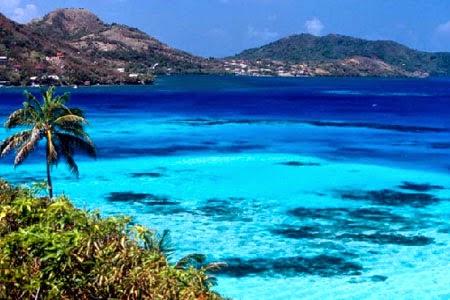 تقرير مصور عن أجمل جزر في أمريكا الجنوبية
