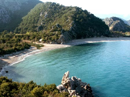 صور افضل عشر أماكن طبيعية في أنطاليا