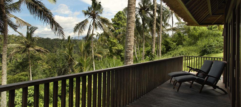 بالصور....منتجع أليلا أوبود في بالي
