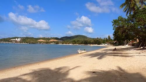 تقرير عن شواطئ جزيرة كوه ساموي بالصور و المعلومات