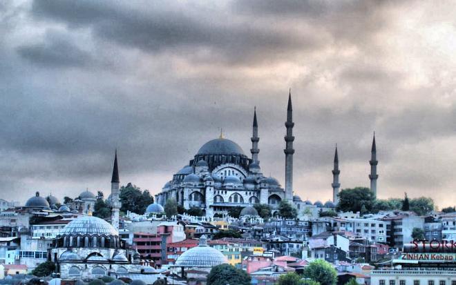 اهم المعالم السياحيه فى اسطنبول