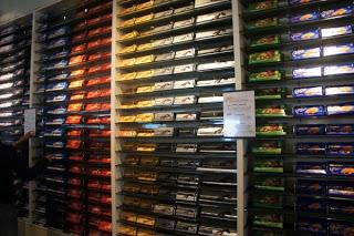 زيارة الى مصنع cailler للشوكلاتة في broc السويسرية