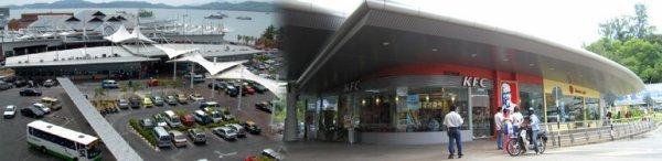 اماكن السياحة في لنكاوي