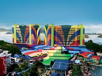 مرتفعات جنتنج هايلاند ماليزيا