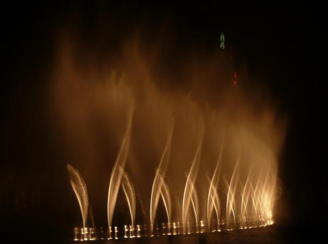 نافورة دبى Dubai Fountain