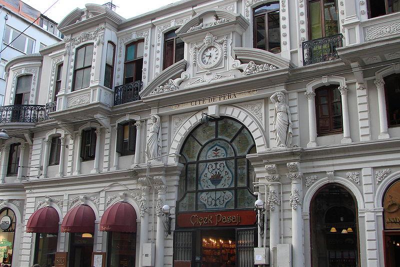 شارع الاستقلال في اسطنبول | الاستقلال في اسطنبول