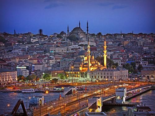 المسافرون العرب في تركيا