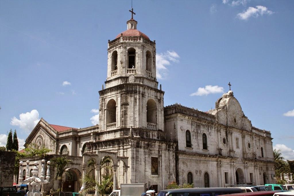 الأماكن السياحية في سيبو , الفلبين 2015