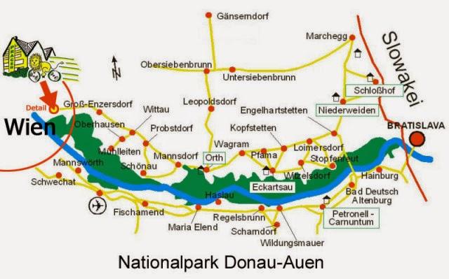 منتزه دوناو أوين الوطني في فيينا2015