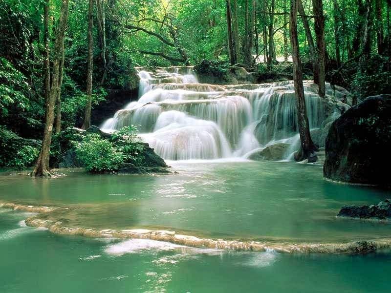 السياحة فى تركيا 2015, صورشلالات دودين Duden Waterfalls