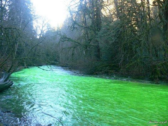 صور النهر الأخضرفي كندا 2015 , السياحة فى كندا
