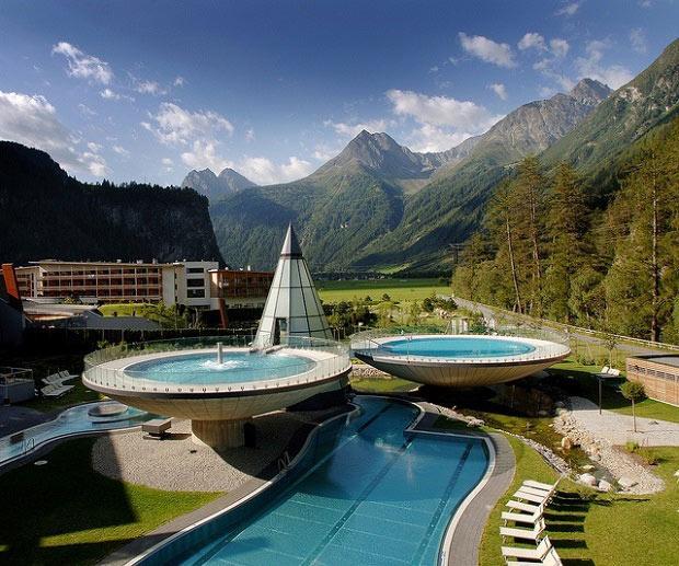 صور السياحة فى النمسا , النمسا تفتتح أطول جسر مُعلق في العالم 2014