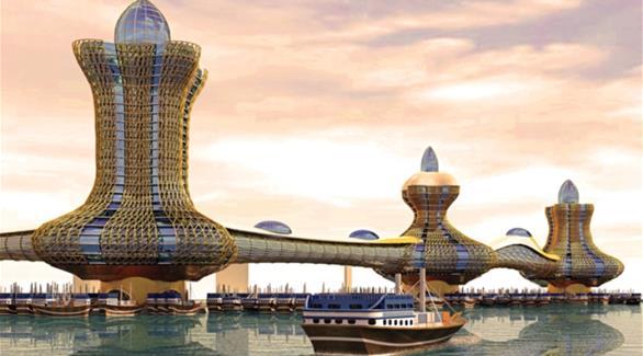 مدينة علاء الدين الجديد دبى 2015