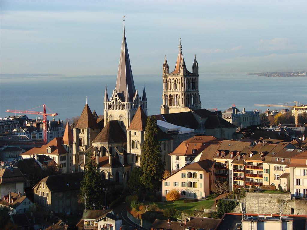 لوزان أكثر المدن السويسرية تميزاً وتنوعاً