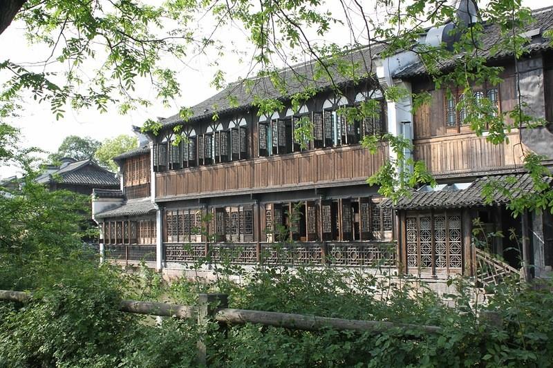 زيارة الى مدينة سوتشو العائمة في الصين(فينيسيا الصينية)