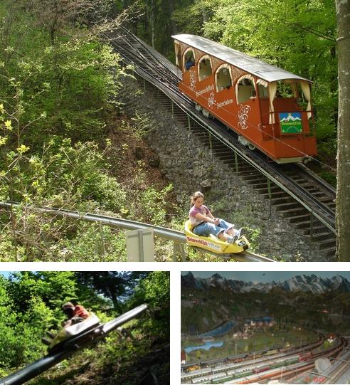 رحلة بالقطار الجبلي المائل هايمفيه فلو-heimwehfluh
