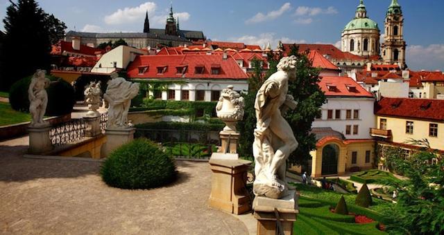 أكثر الفنادق رومانسية في أوروبا 2015