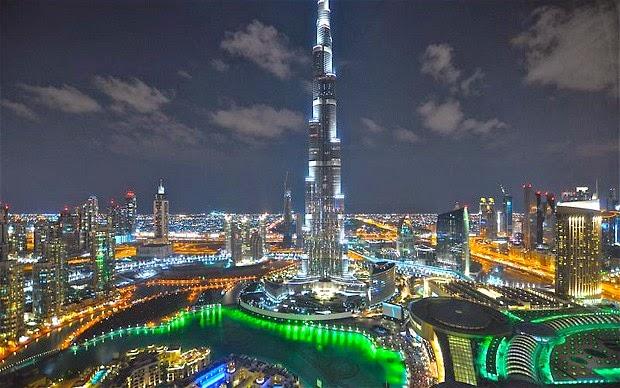 مدينة دبي Dubai City