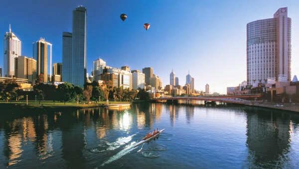 السياحة فى مدينة ملبورن Melbourne City