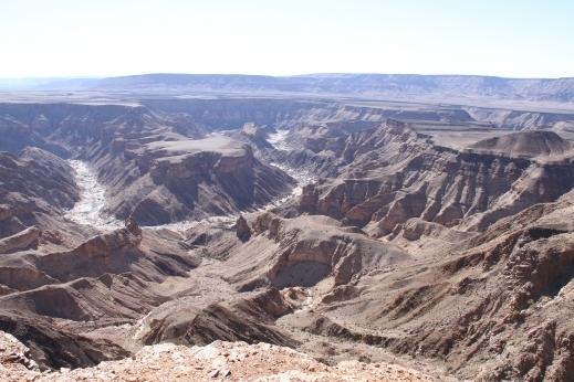 أهم عوامل الجذب السياحي في ناميبيا, صور سياحية من نهر السمك،نهر السمك بالصور
