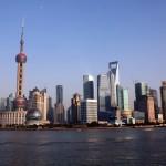 السياحة في ناطحات سحاب البودونغ في الصين 2015