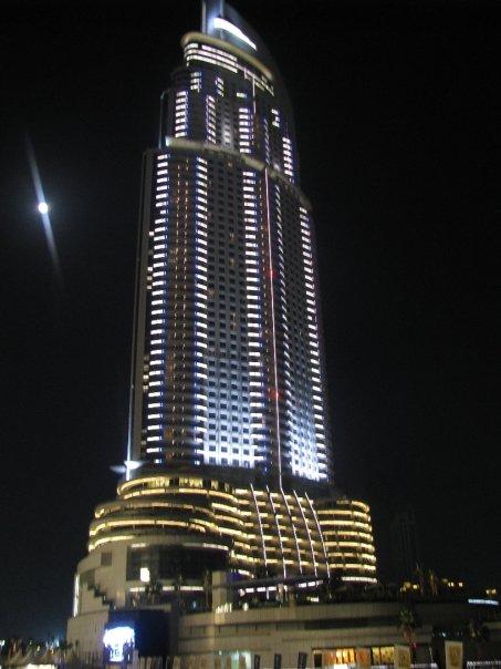 تقرير عن فندق ادرس في دبي