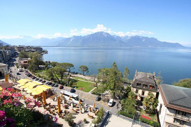 صور بحيرة ليمان مغناطيس الحب فى السياحة السويسرية