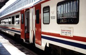 قطارات تركيا - القطارات داخل المدن التركية 2015