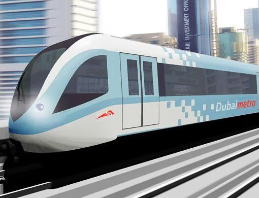 المواصلات في دبي 2015