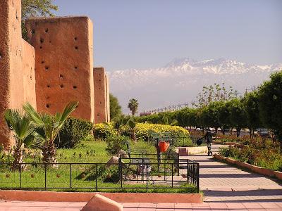 السياحة في مراكش بالصور