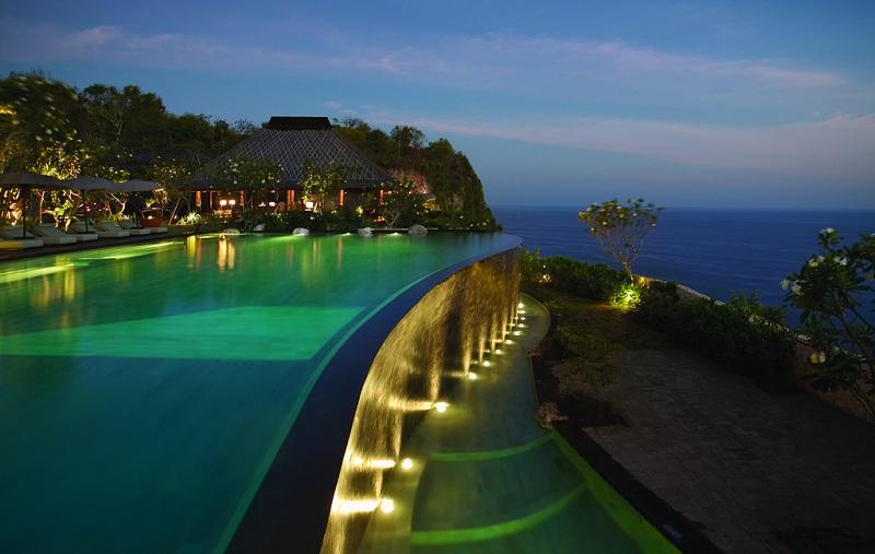 اقامتى فى منتجع وفندق بولغاري بالي / اندونيسيا