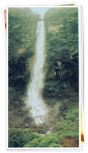 صور شلالات Curug Cileat فى باندونق