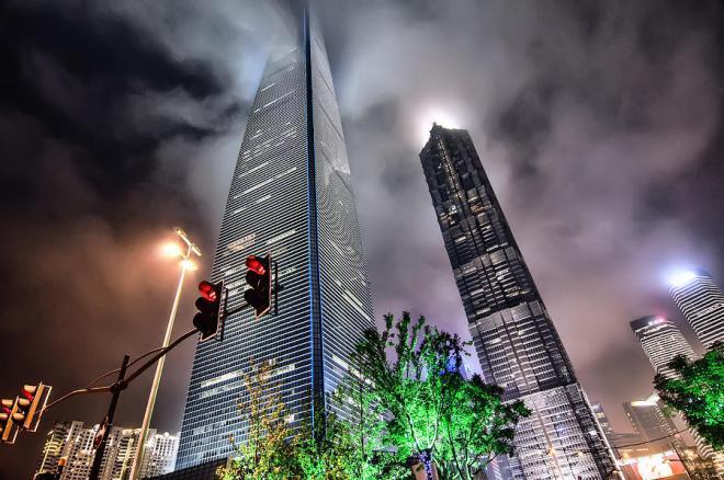 صوربرج جين ماو اجمل المعالم السياحية في الصين 2015